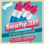 DJ Goofy Whitekid - FreezePop 2019 - Cover Art